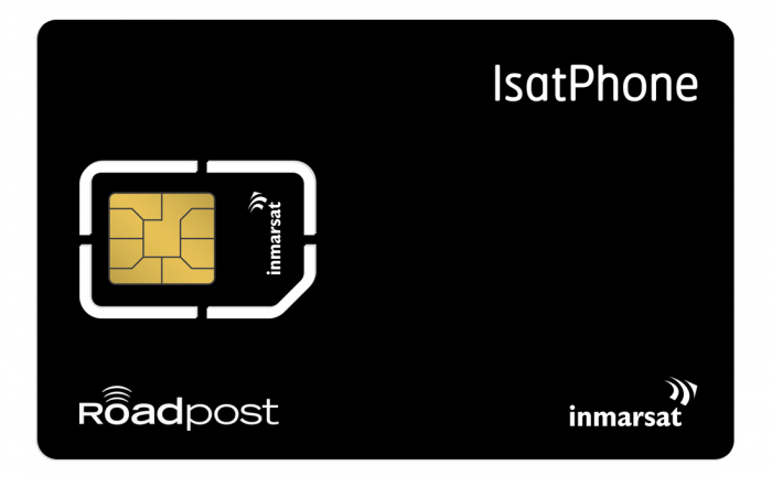 Isatphone North America Plans from Roadpost