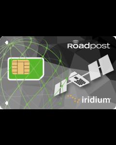 Iridium Global Prepaid 75 Minute SIM Card