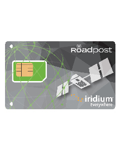 Iridium Global Prepaid 75 Minute SIM Card
