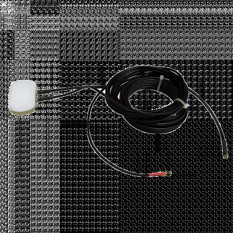 Iridium Beam Dual Mode GPS Magnetic Antenna (RST705)