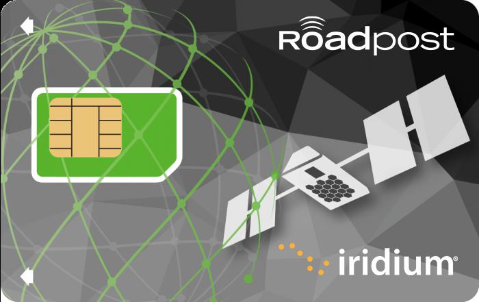Iridium Latin America 200 Min Prepaid Satellite Phone Card