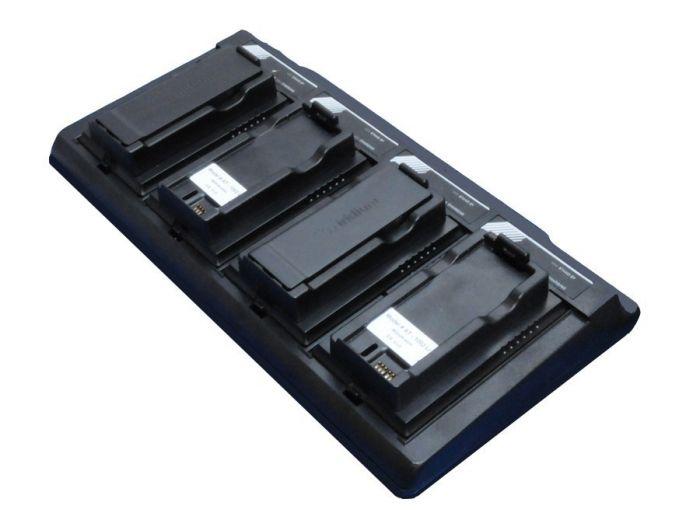 Four Bay Desktop Charger 9575