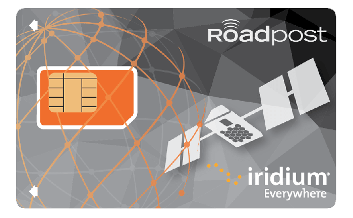 Iridium GO Service Plans by Roadpost