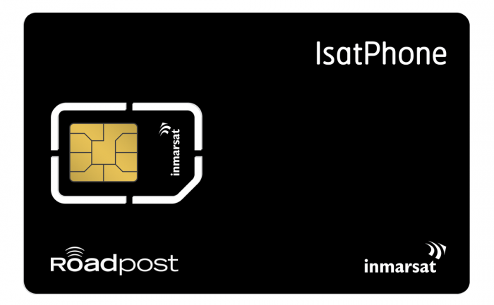 Isatphone Monthly satellite phone plan