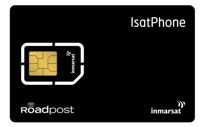 Inmarsat IsatPhone Global Monthly Service Plans