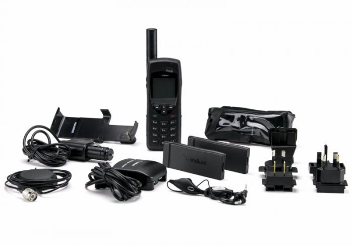 Satellite Phone Rentals, Daily Rate - Iridium 9555