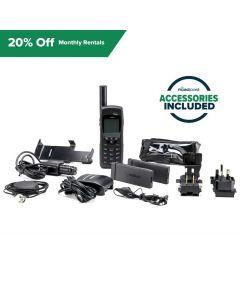 Iridium Satellite Phone Monthly Rental